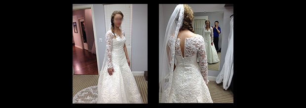 Wedding Alterations | CK Elegant Womens Alterations and Custom Design - Fresno, CA